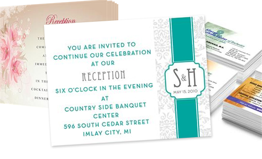 Romeo Printing Invitations